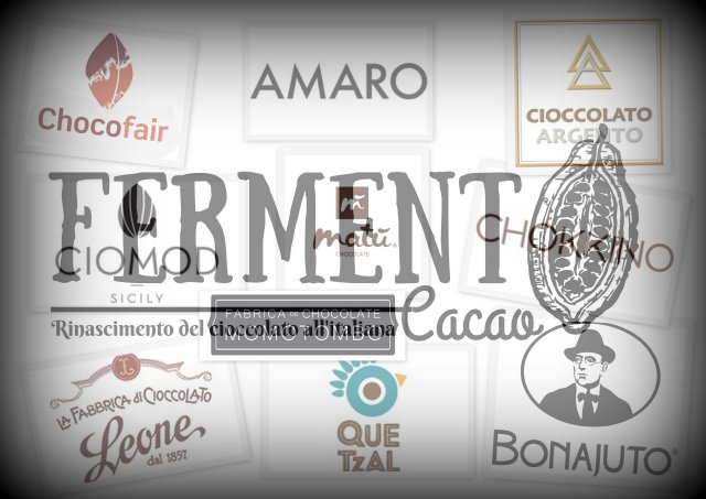 Loghi fermento cacao